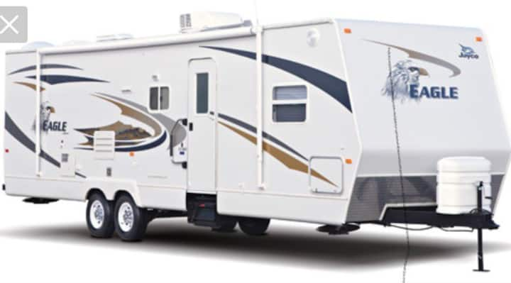 Long Term  Spring 2021  Private Camper