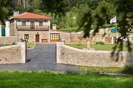 Casa rural a 15 min. Santiago y 10 min. playas - Rois - Ev