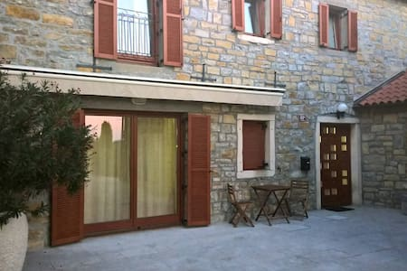 Istrian stone house Padna, 5 persons - Padna