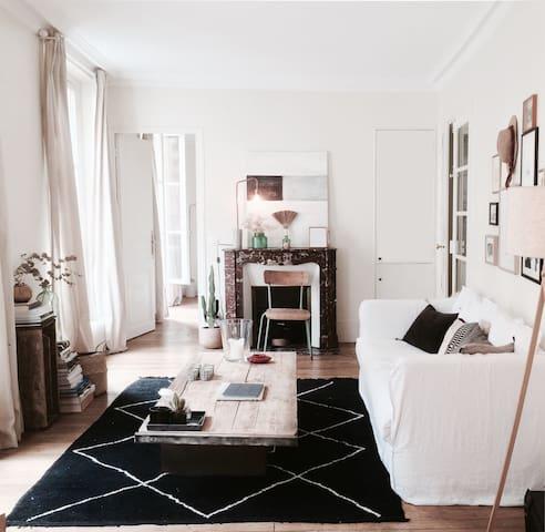 Saint Germain - Charming apartment