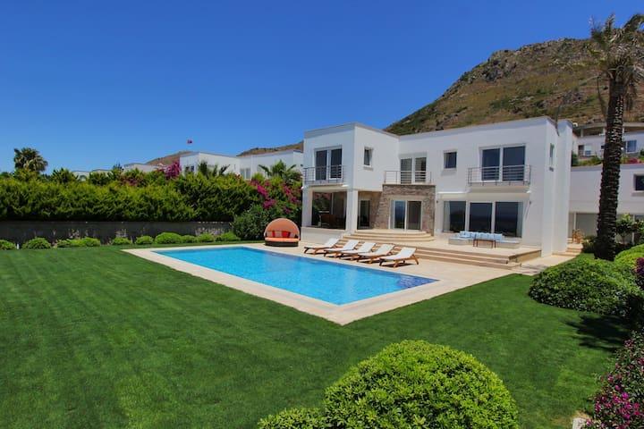 Villa Silva - Turgutreis/Bodrum 8 kişilik Villa