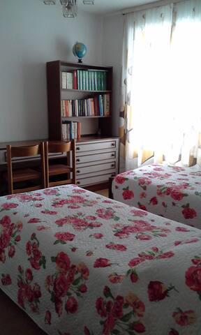 stanza doppio letto