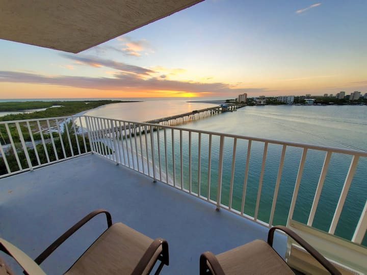 Beachfront Lovers Key Beach Club Condo 1002