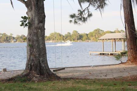 Spring Lake Beautiful Place Near Disney n Orlando - Apopka