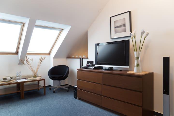Apartment - Bratislava prime location