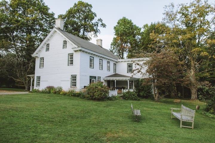 Stunning Historic Large 1747 Estate