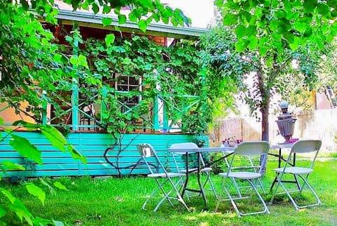 Green Mount'inn