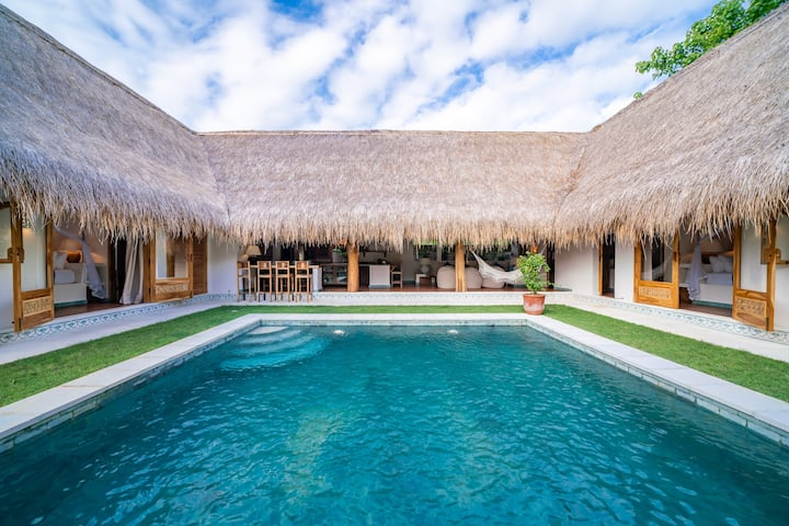 Eco Luxury Villa in BINGIN Beach - Om