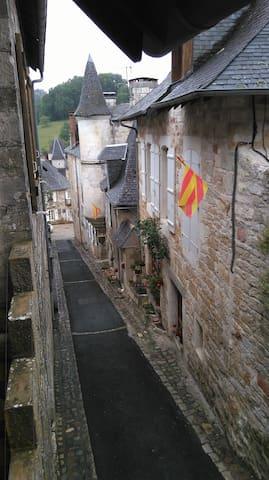 Gite de la rue droite - Turenne - Dům