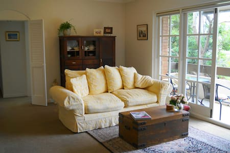 Comfortable Sunny Room in Leafy Lindfield - Sydney - Lejlighed