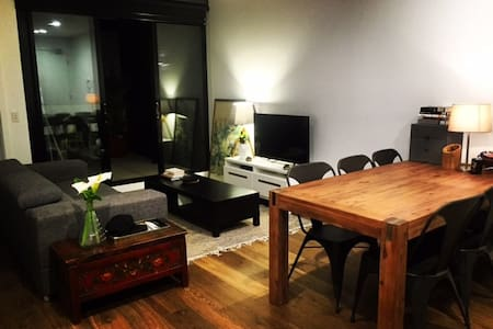 Spacious, quiet & modern 1 bedroom apartment - Wohnung