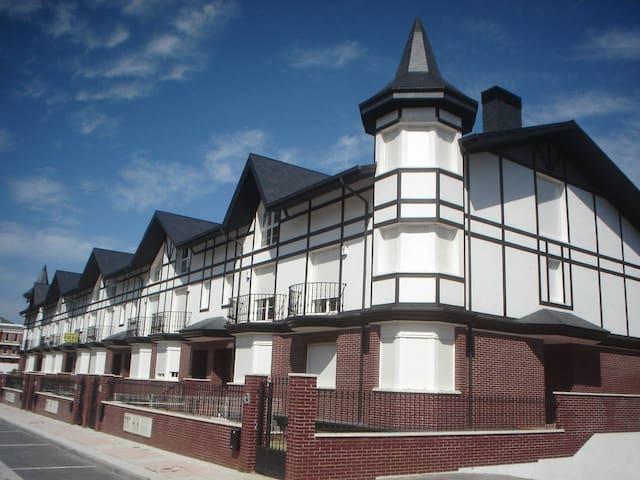 Habitación doble en Balmaseda. A 20' de Bilbao
