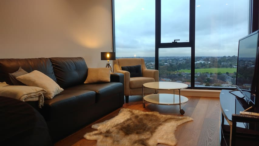 City views, boutique hotel apartment & free wifi