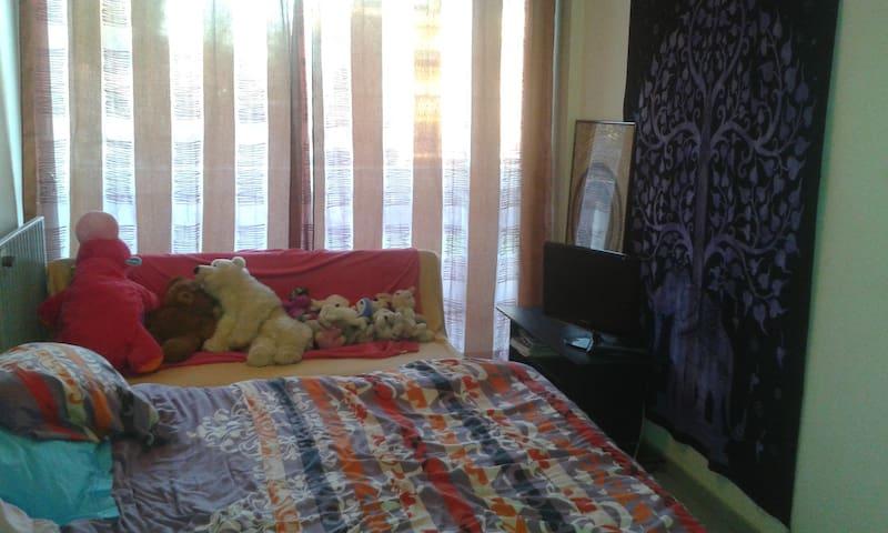 T1 30m2 Résidence calme/verdoyante bonne déserte - Talence - Condominium