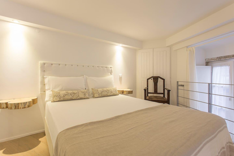 Main Sleeping area