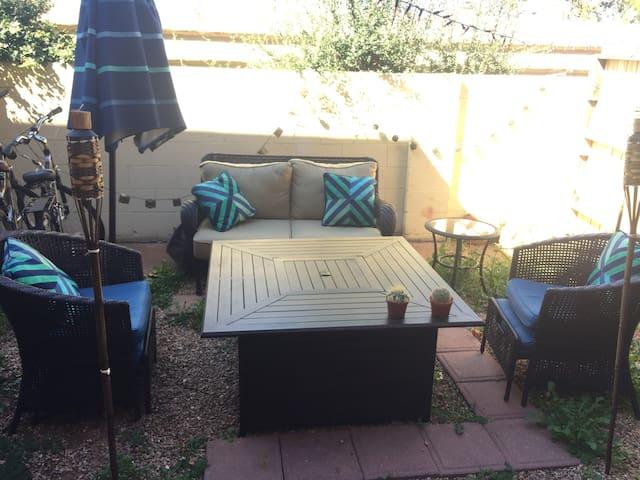 Cozy room in Del Norte - Albuquerque - Lakás