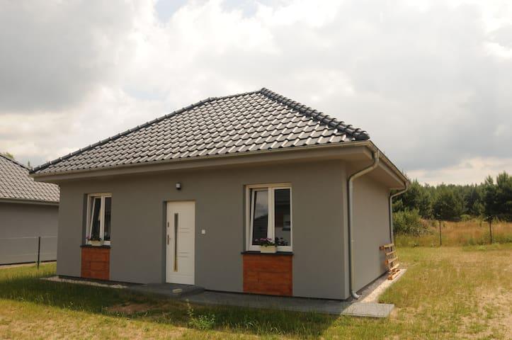 Teczowe Domki w Niesulicach (parterowy)