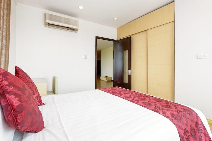 Zoneland Apartment - Vinh Trung Plaza above BIG C