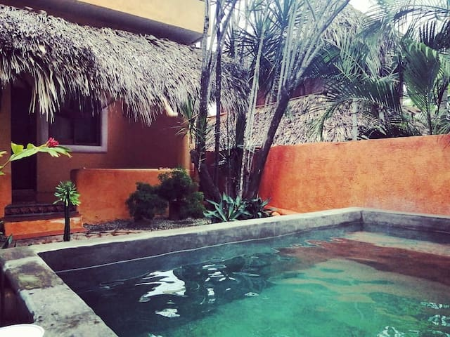Maguey fully furnished  studio ocean view rooftop3