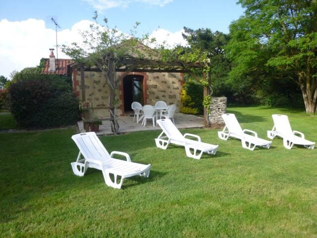 Gîte Le Grand Falourde - Soullans - Vendée