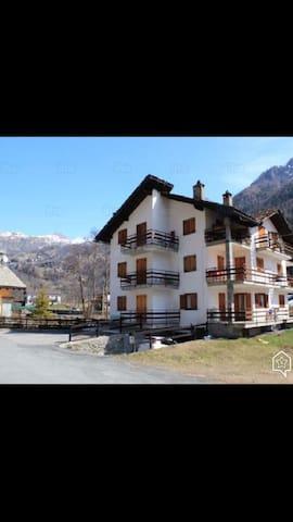 Valtournenche casa/app 4 persone - Moulin