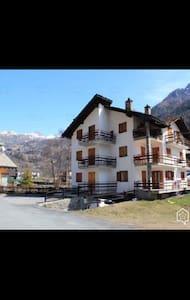 Valtournenche casa/app 4 persone - Moulin - อพาร์ทเมนท์