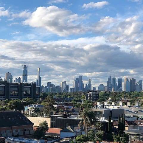 The best city views in perfect Prahran