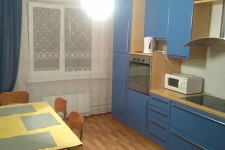 Двухкомнатная квартира в центре города Самара