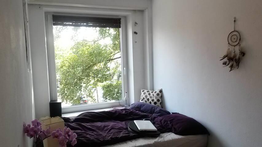 Gemütliches Zimmer in Bergedorf - Hamburgo - Apartamento