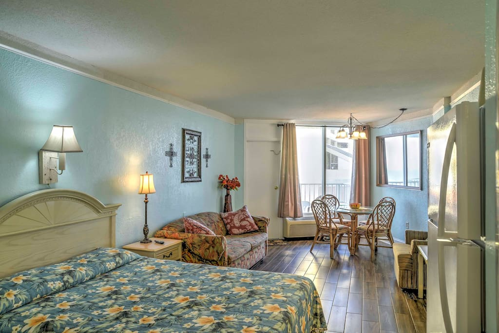 The  property features all the comforts of home for you to enjoy during your stay.
