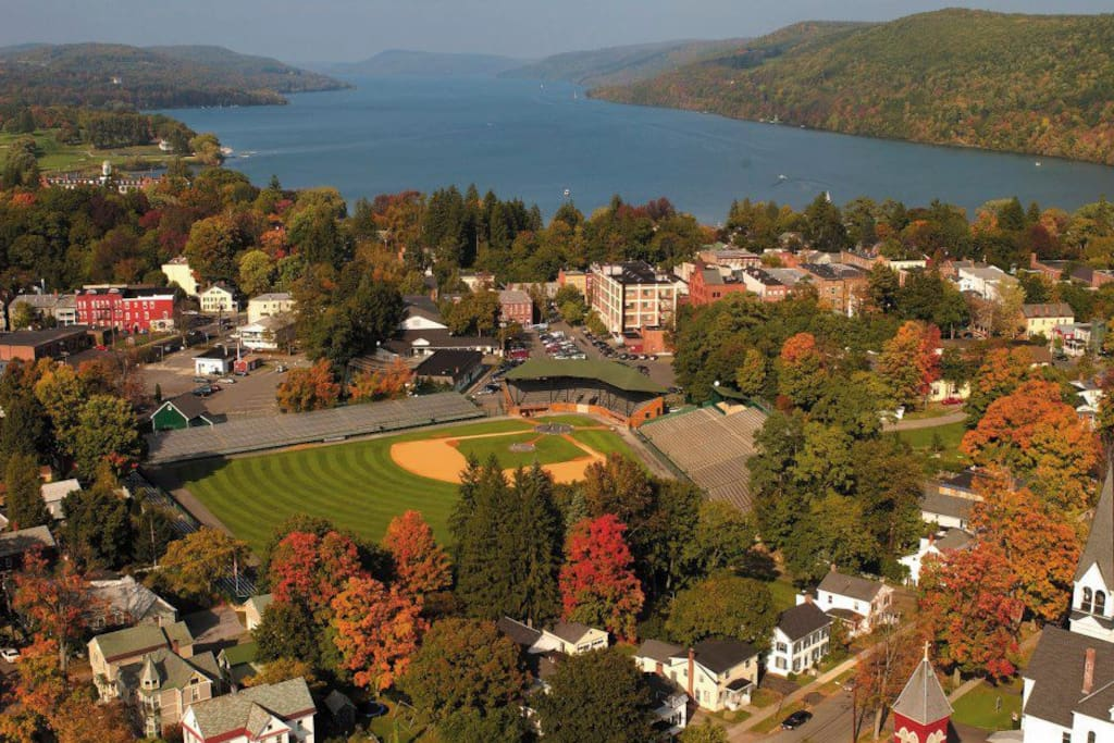 There is no place like Cooperstown