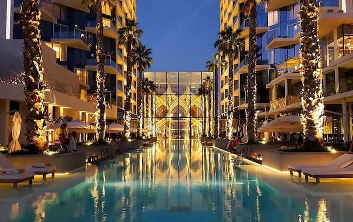3 Bed Apartment @ 5 Star Hotel, Five Palm Jumeirah