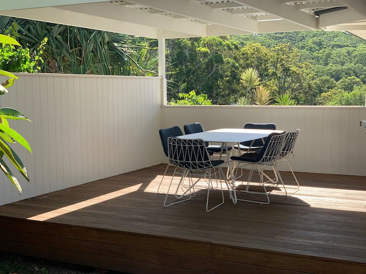 Peaceful Beach Retreat on QLD's Border