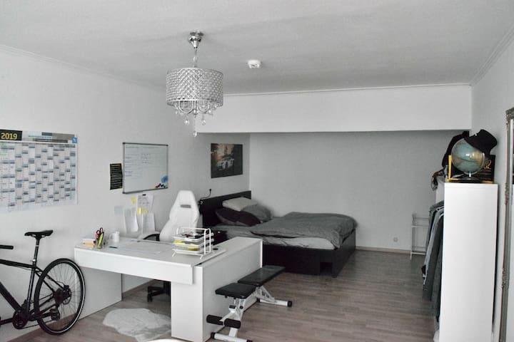 1,5 Zimmer-  Loftwohnung im Herzen von Bremen-City