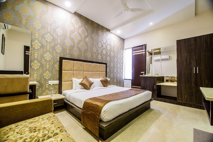 Terrace View Suite by Luxurious Resort Stay