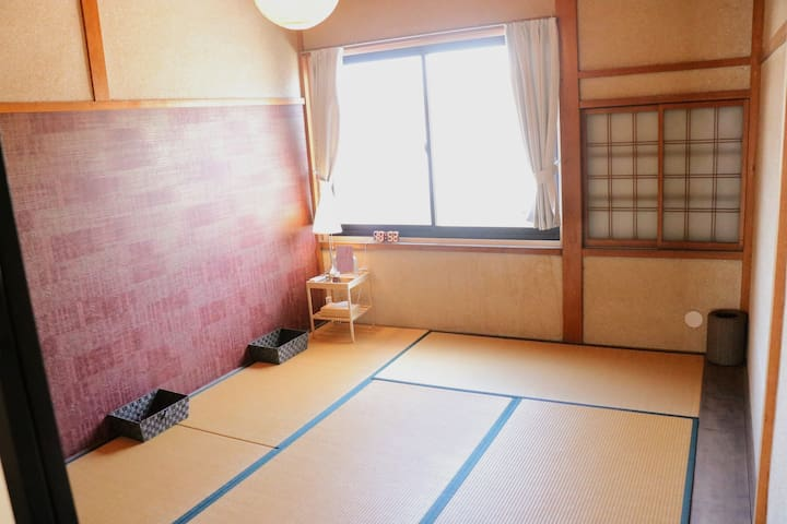 Guesthouse OBAMA21:00 Japanese Private triple room