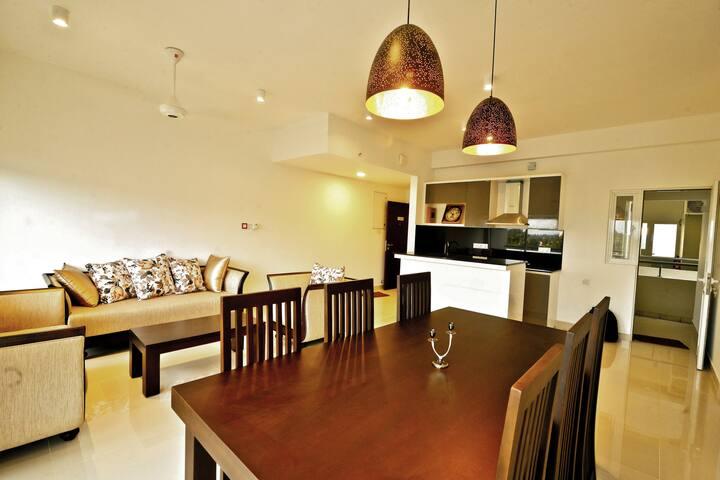 Luxs Apartment