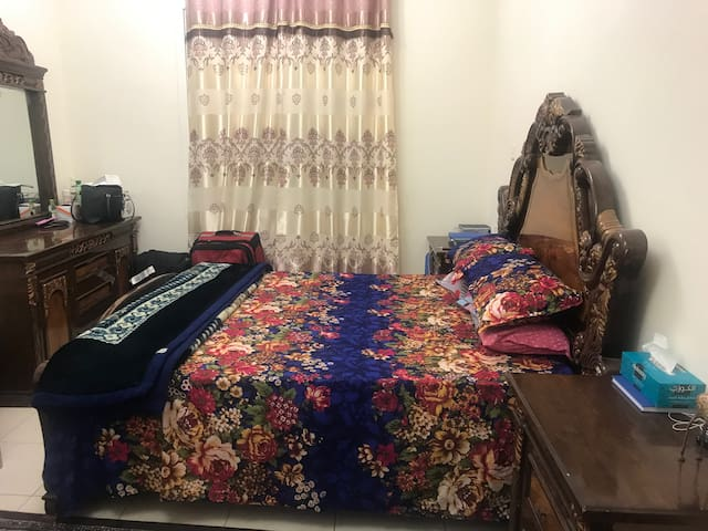 Master Bedroom  in International City Dubai
