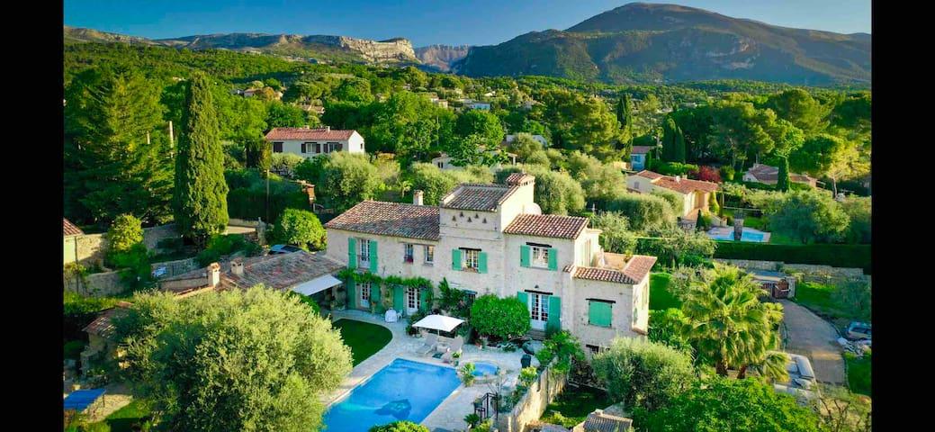#2 in Romantic Provençal Bastide Heated Pool