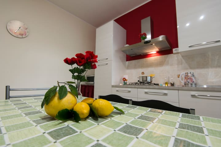 Charming and new flat to explore Etna surroundings
