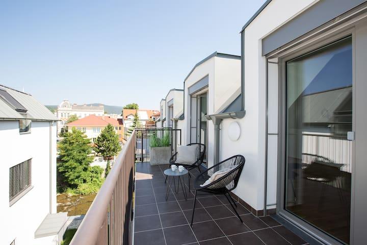 Olympia Baden - Baden - Wohnung