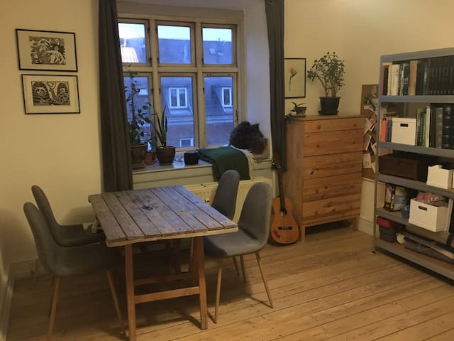 Cozy room in wonderful Copenhagen