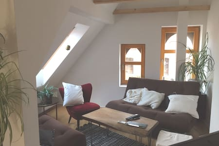 Nice personally loft with roof deck