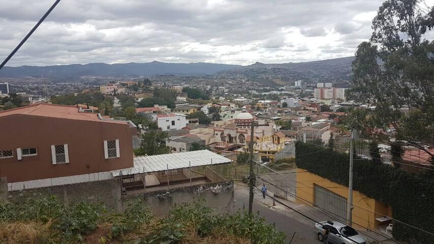 Cuarto Privado y Seguro en Tegucigalpa - Tegucigalpa