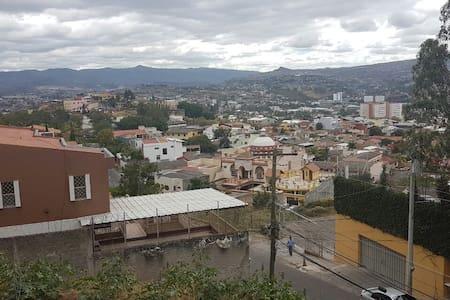 Cuarto Privado y Seguro en Tegucigalpa - Tegucigalpa - Rumah