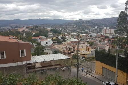Cuarto Privado y Seguro en Tegucigalpa - Tegucigalpa - Dům