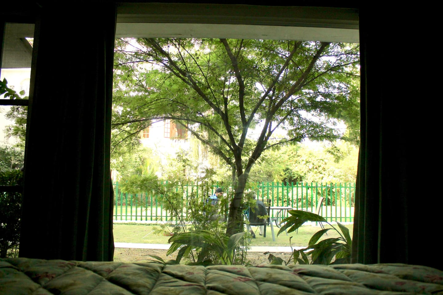 View From Bedroom (Room No.1)