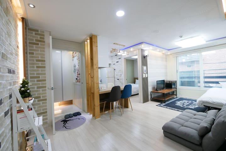 신정역 5분 3 bedroom apartment 5 min from Sinjeong stn