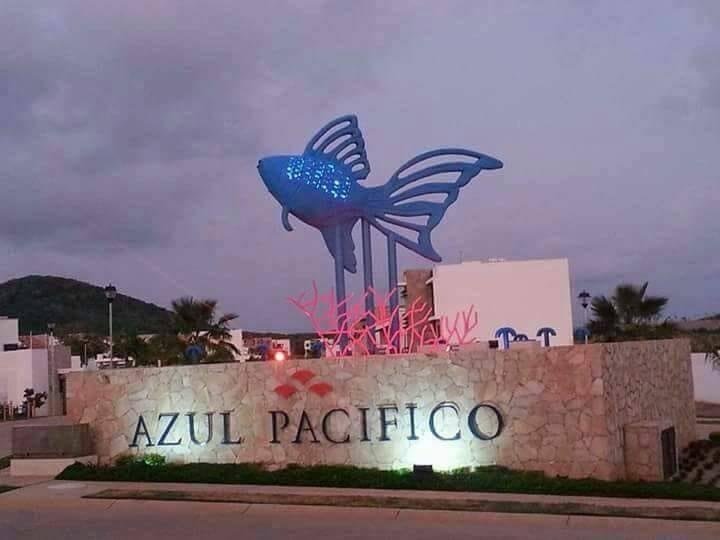 El Depa Azul con alberca, a 2 km de playa