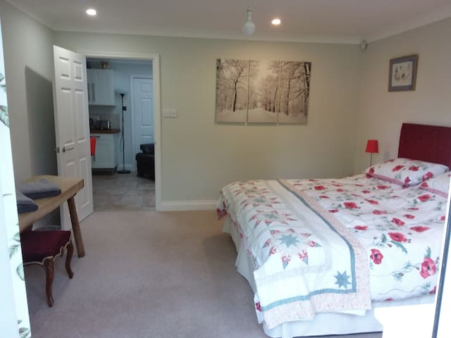 A Peaceful Annex close to Historic East Grinstead